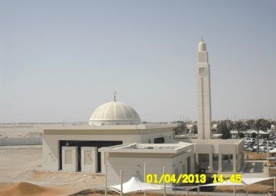 Mosque at ADNOC Technical Institute