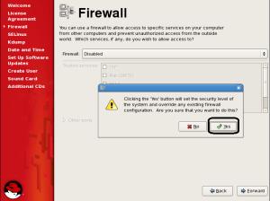 Linux Redhat kurulumu22