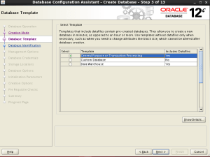 Oracle 12c Database on the Oracle Enterprise Linux Step by Step
