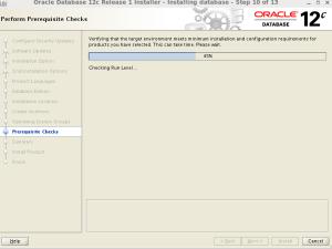 Oracle 12c database Oracle Enterprese Linux Uzerine kurulum