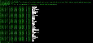 Linux Dosya Sistemleri 1