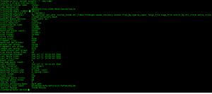 Linux tune2fs komutu
