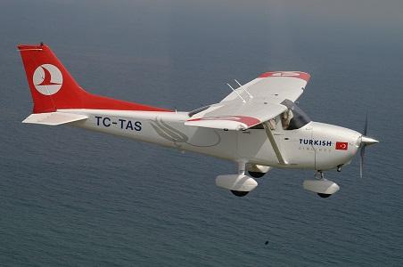 Cessna 172 (TK Boyama ile)