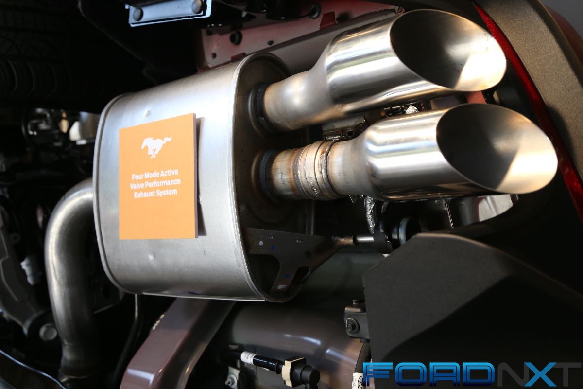 stock 2018 19 gt active exhaust outer