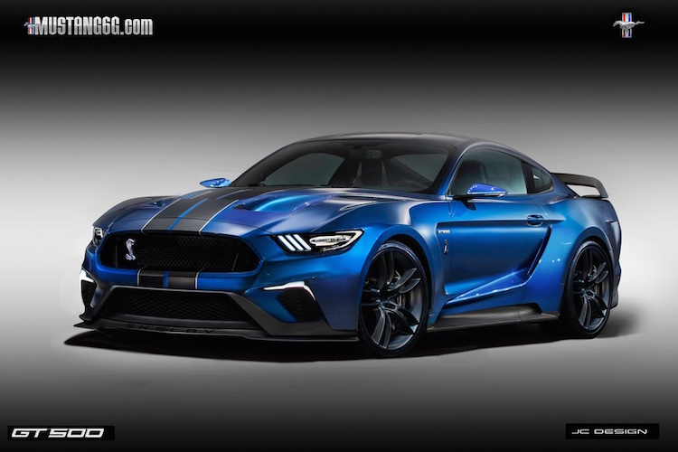 2018 Gt500 Mustang Render 2015 Mustang Forum News Blog
