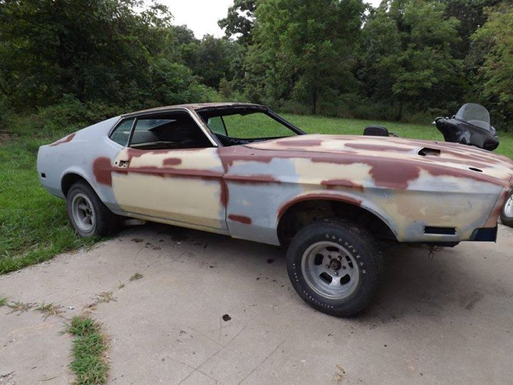 Wanted a complete power steering set up out of 1971 1972 1973 mustang $0 ( peninsula ) hide this posting restore restore this posting. 1st Gen Classic 1973 Ford Mustang Fastback No Motor For Sale Mustangcarplace