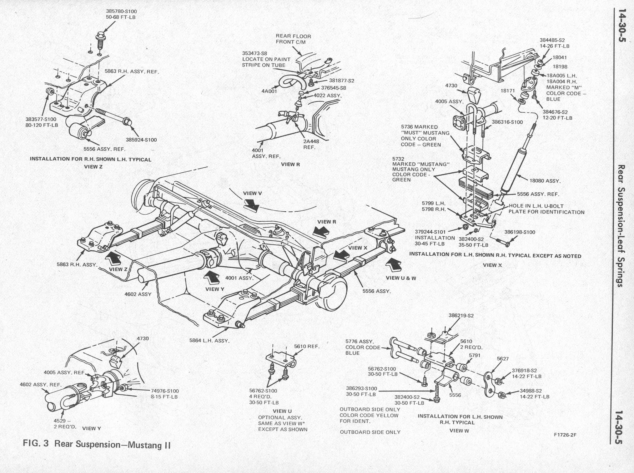 99 F150 Suspension Diagram