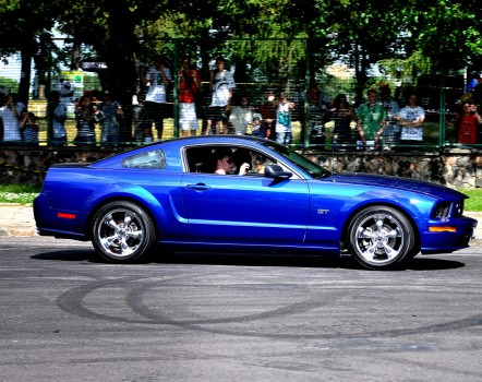 "Mustang S197 GT, ""Pavlito"", Men's day 2011"