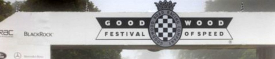 Goodwood Festival od Speed 2012