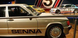Ayrton Senna Mercedes 190 2.3 - autor HAJ$U