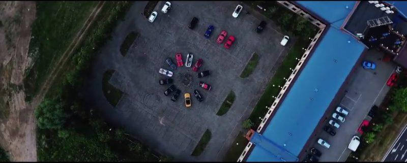 parking gora