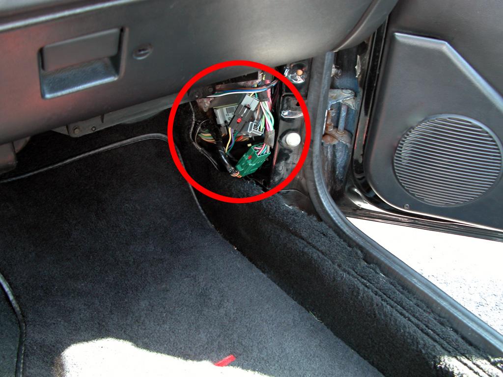 2001 Jeep Cherokee Fuel Filter Location
