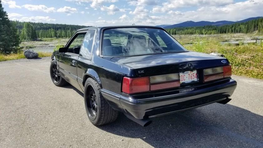 Chris Sinclair's 1992 Foxbody Mustang