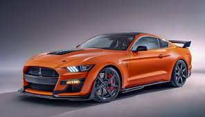 2021 Ford Mustang GT500