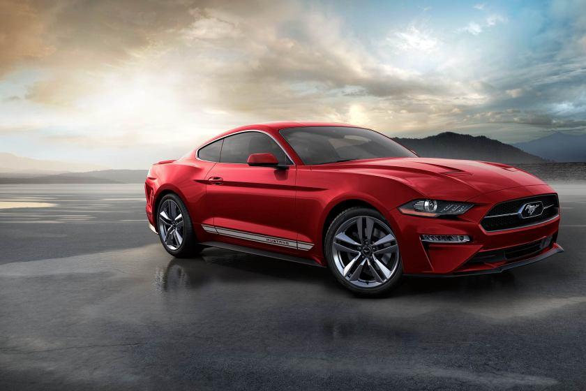 2021 Ford Ecoboost Premium