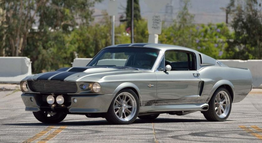 1967 Eleanor Mustang from 2000 Gone in 60 Seconds