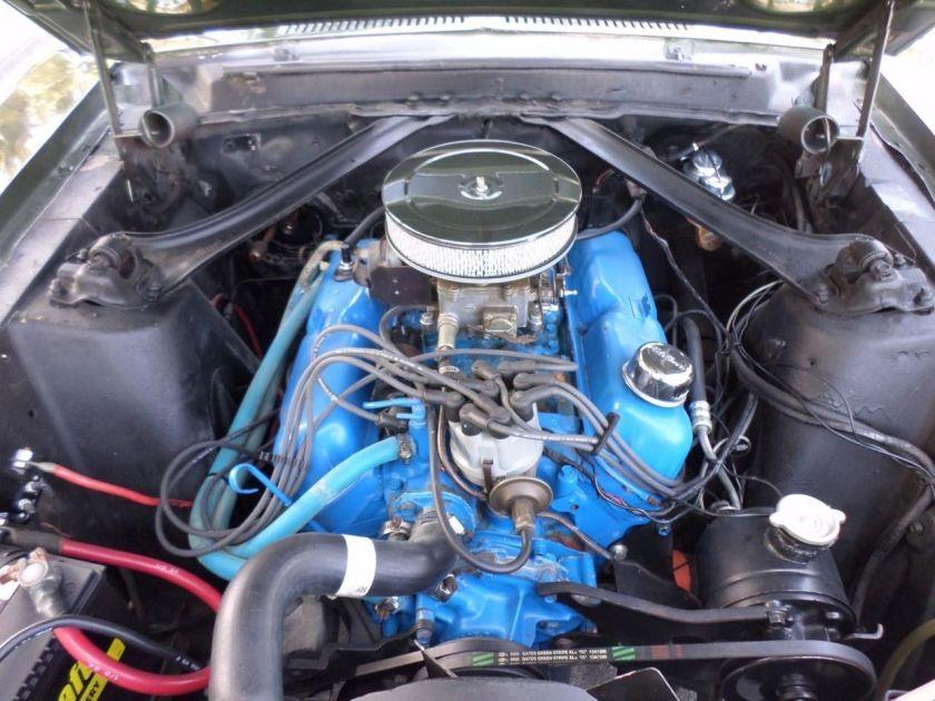 1967 289 CID Windsor V8