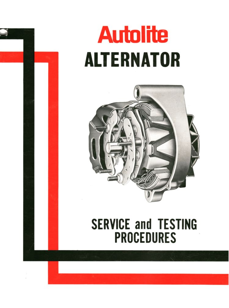 Charming Denso 8162 One Wire Alternator Contemporary - Electrical ...
