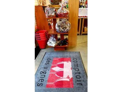 tapis d entree antipoussiere