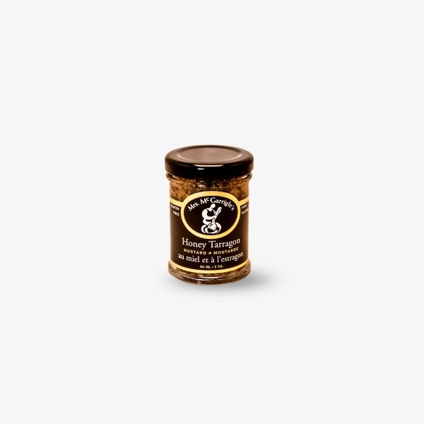 Mrs. McGarrigle's Honey Tarragon Mustard
