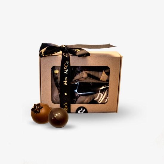 Degas Chocolates, Box of 6