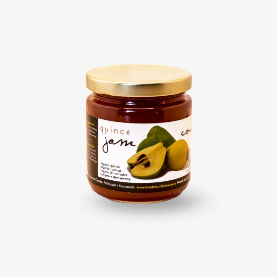 Henderson Farms Quince Jam