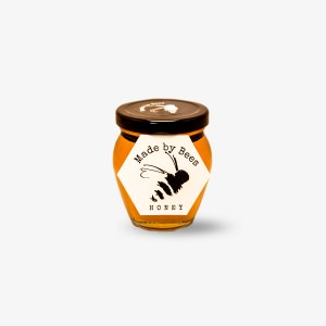 Made by Bees Golden Honey, 250g