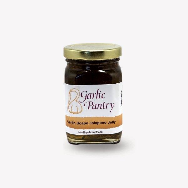 Garlic Pantry Garlic Scape Jalapeno Jelly