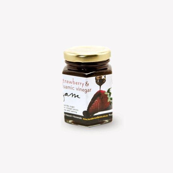Henderson Farms Strawberry + Balsamic Vinegar Jam