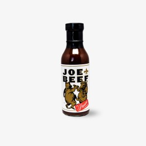 Joe Beef Steak Sauce