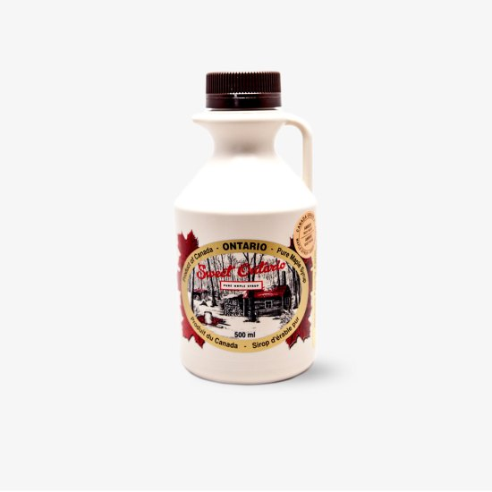 Gibbons Family Farm 500ml Maple Syrup