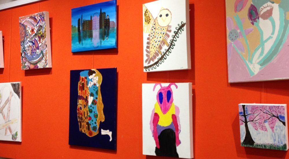 Creative Showcase at Nexus Cafe