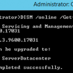 Activate Windows Server 2012 Evaluation to Full Version