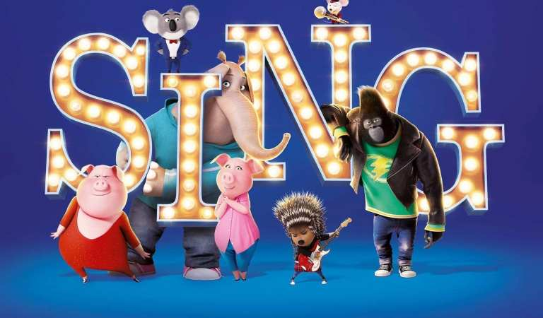 I'm Still Standing With Sing, the Animated Musical
