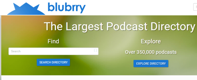 blubrry-page How to start podcast with WordPress