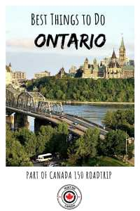 Best Things to Do in Ontario