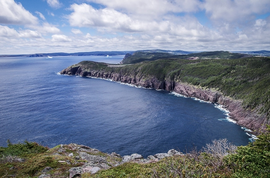 best hikes in newfoundland sugarloaf path