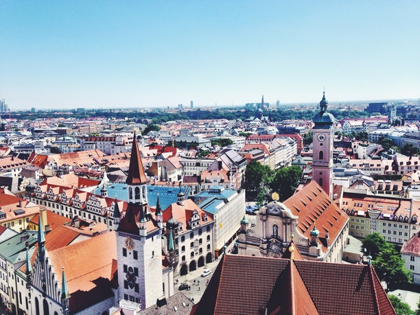 Best hotels in Munich