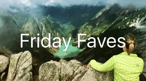 Friday Faves 11/18/16