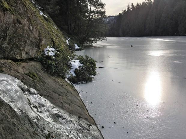 Fragrance Lake, Lost Lake, Rock Trail, Double Diamond Loop   Must