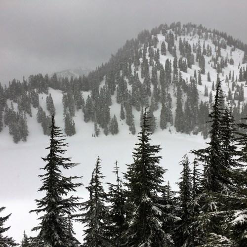Lake Valhalla Stevens Pass