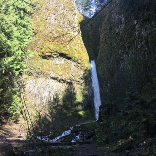 Dry Falls Cascade Locks Oregon