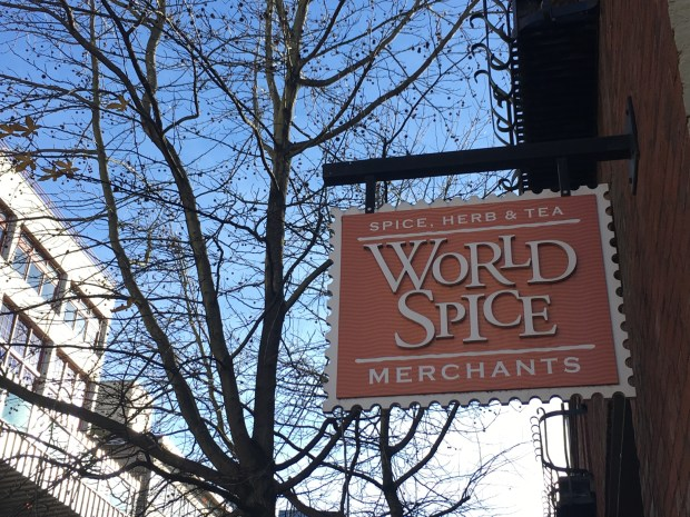 World Spice Merchants Pike Place Market   Must Hike Must Eat #spices #recipes #Seattle