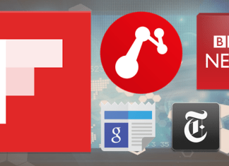 Most Rated and Best Android News Apps