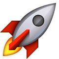 Rocket - Snapchat Trophies