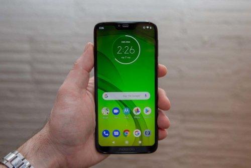 Motorola Moto G7 Power Best Phones in MetroPCS