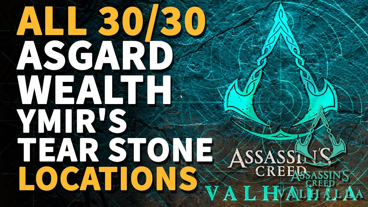 How to use Ymir's Tear Stones in Assassin's Creed Valhalla