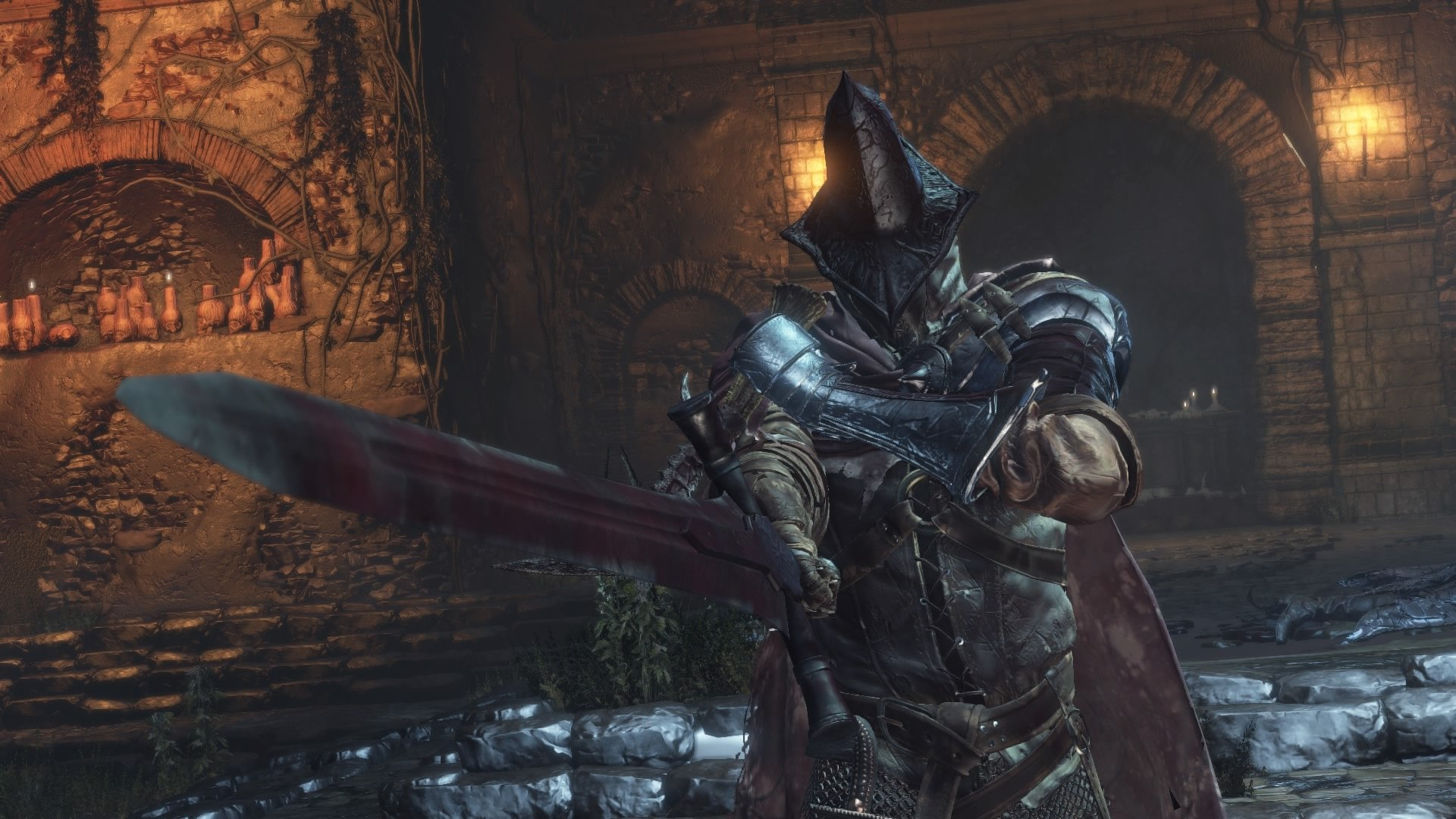 How to beat the Abyss Watchers in Dark Souls 3
