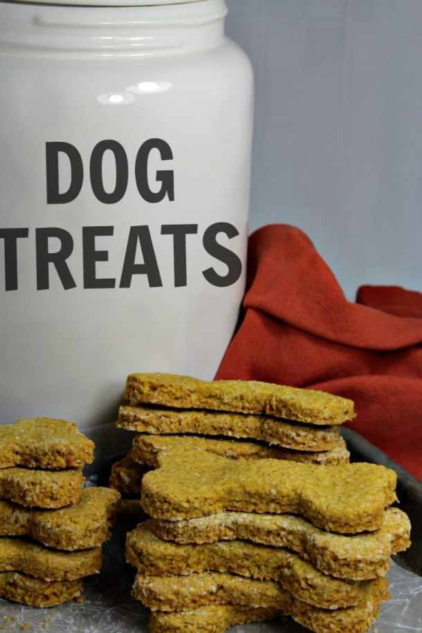 How Long Are Homemade Dog Treats Good For