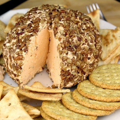 Buffalo Chicken Ranch Cheese Ball